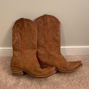 Durango Cowboy Boots, Womens, Sz 9